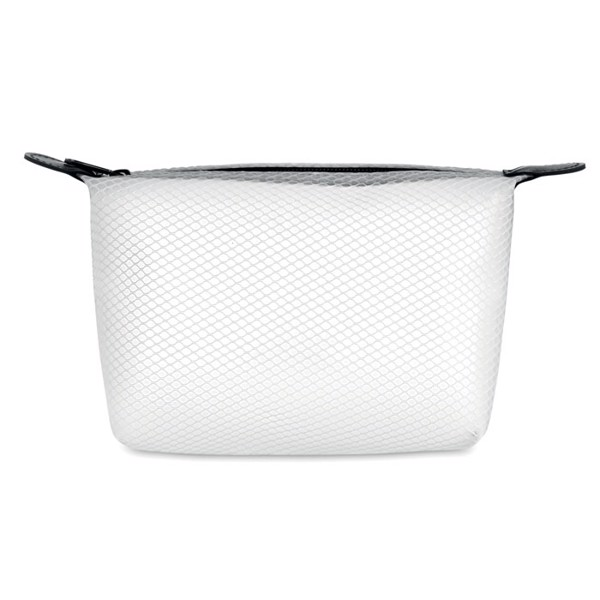 Mesh EVA toiletry bag Bali Bag - Transparent White