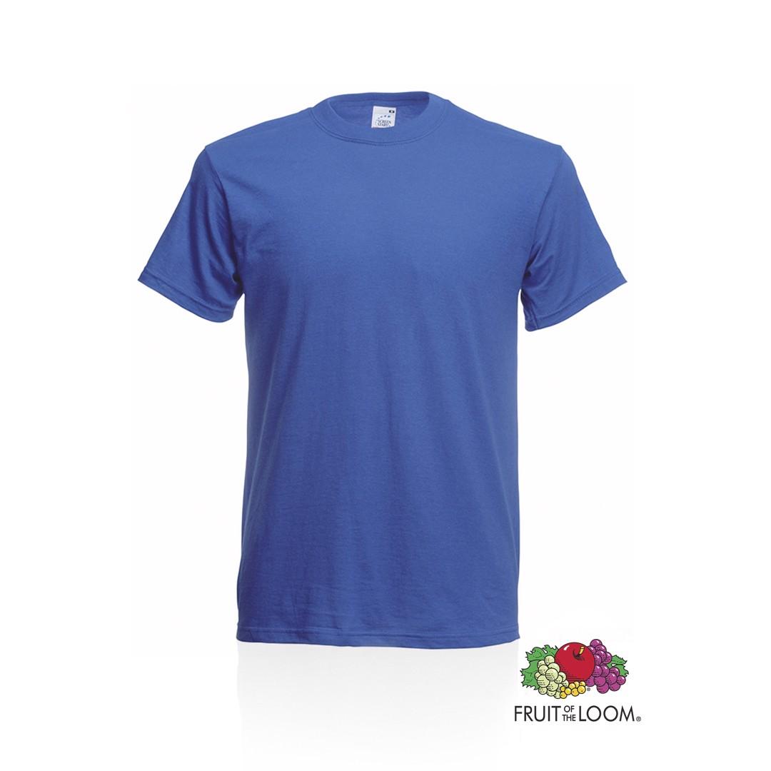 Camiseta Adulto Color Original - Azul / S