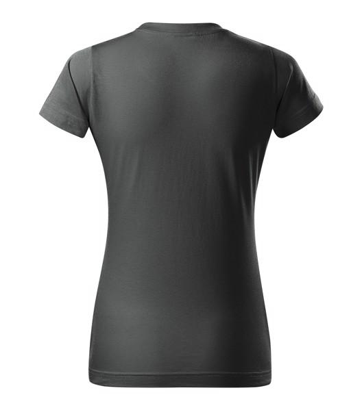 Tričko dámské Malfini Basic - Tmavá Břidlice / XS
