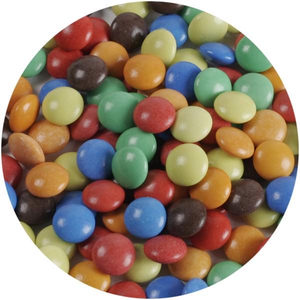 Clic clac čokoládky - 0ranžová