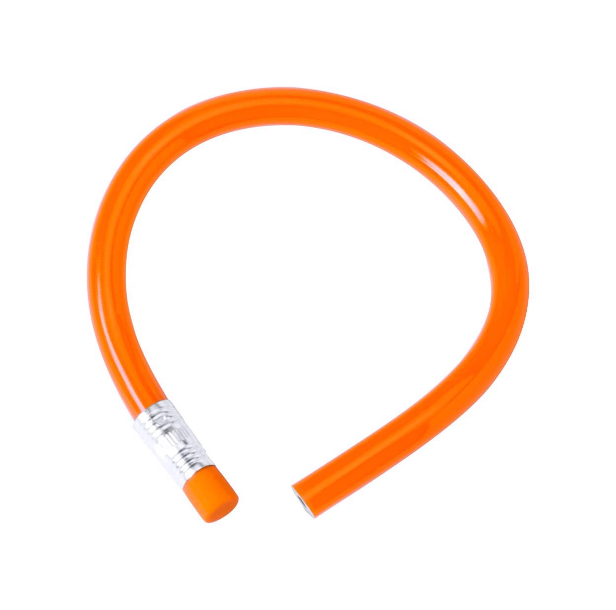 Ohebná Tužka Pimbur - Oranžová