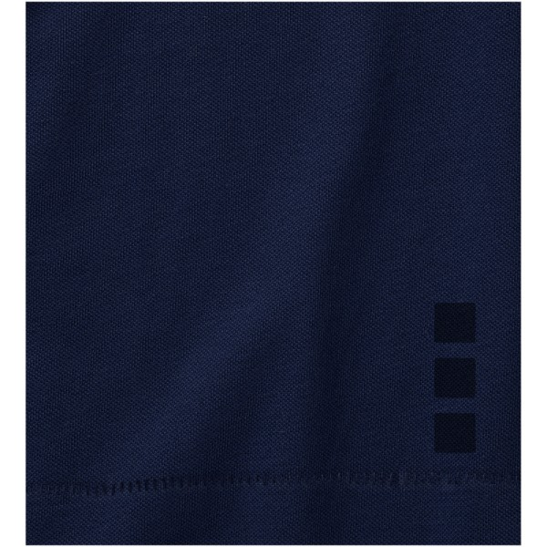 Calgary short sleeve men's polo - Navy / XL