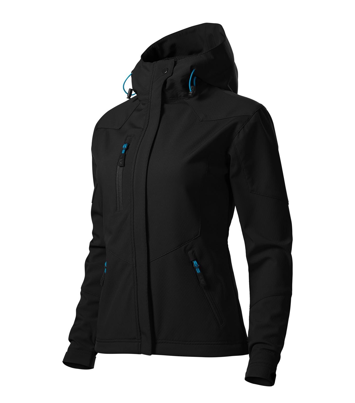 Softshellová bunda dámská Malfini Nano - Černá / S