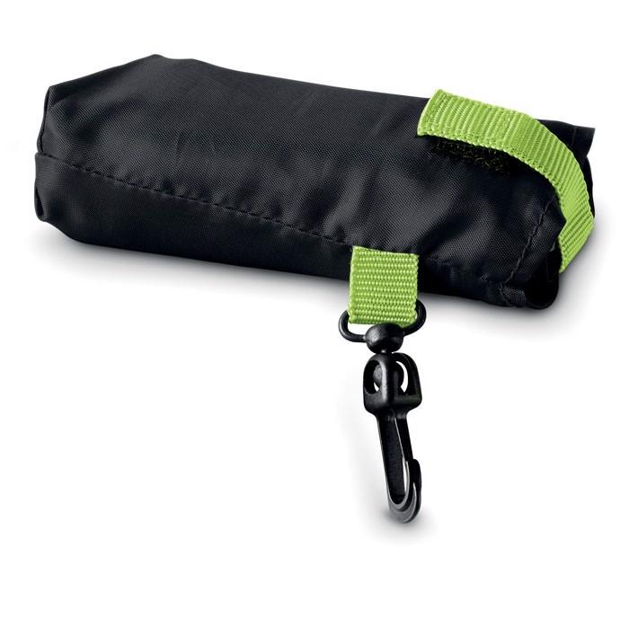 190T Polyester foldable bag Minimax - Black
