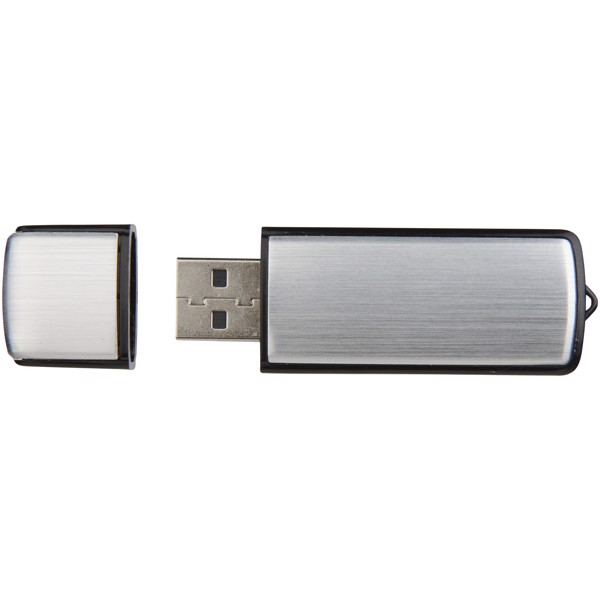 Square USB paměť - Stříbrný / 4GB
