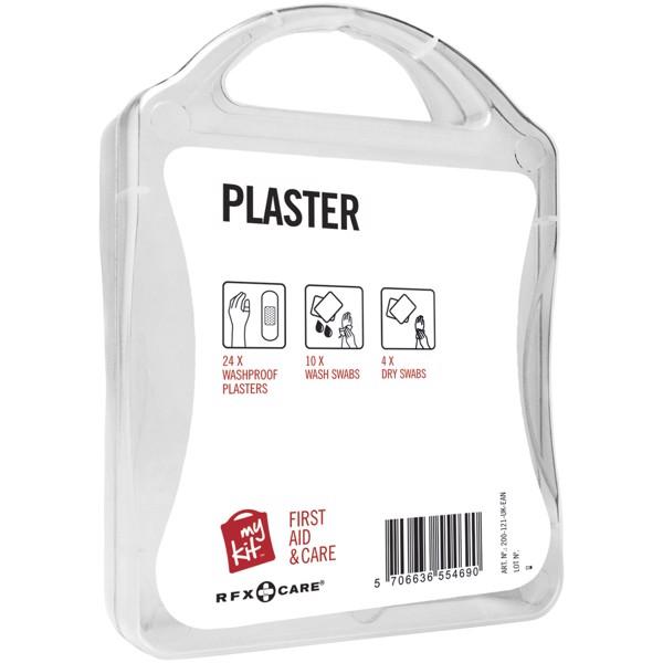 MyKit Pflaster - Weiss