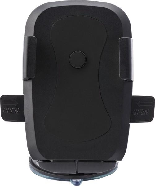 Plastic mobile phone holder
