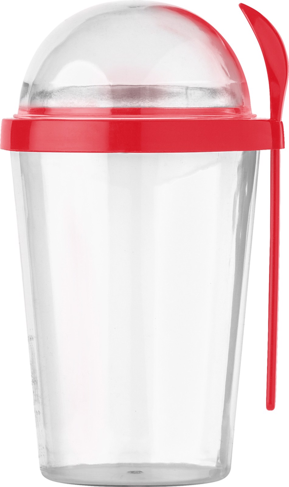 PP breakfast mug - Red