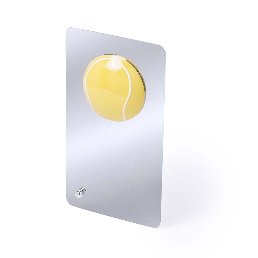 Placa Edward - Tenis