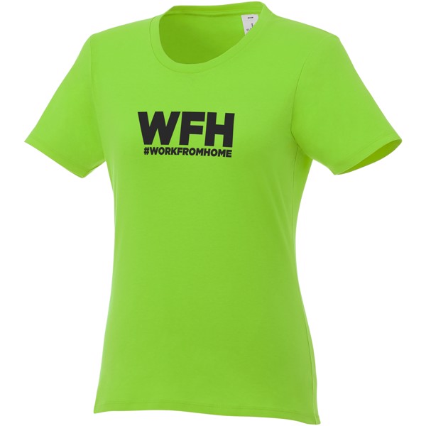 Heros short sleeve women's t-shirt - Apple green / XXL