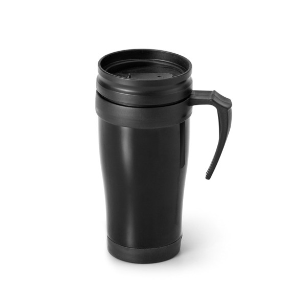 LIVE. Travel mug 420 ml - Black