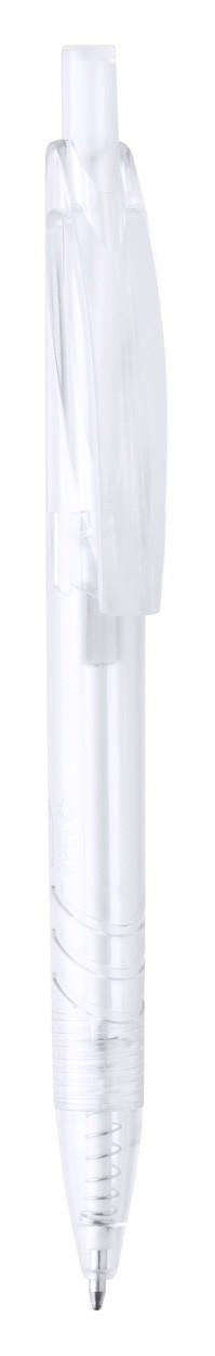 Rpet Ballpoint Pen Andrio - White