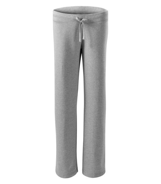 Sweatpants women's Malfini Comfort - Dark Gray Melange / L