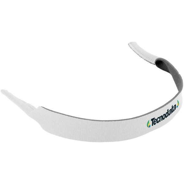 Páska na sluneční brýle Tropics - Bílá