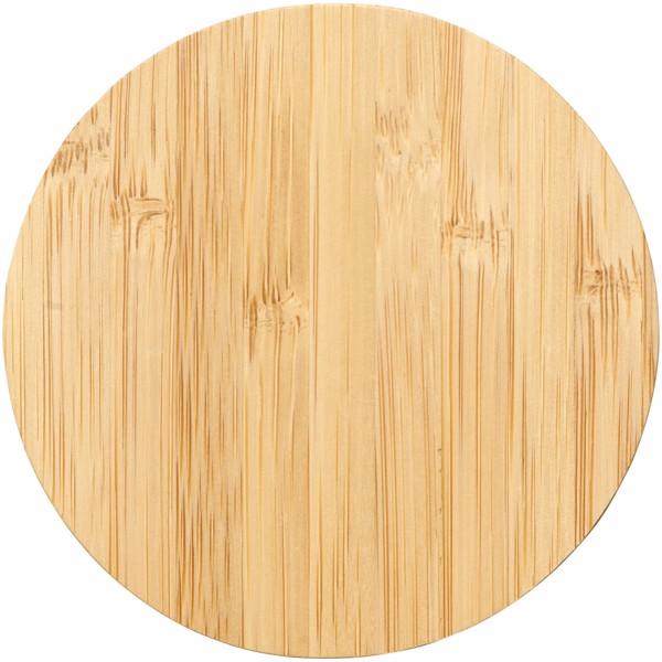"Base de carga inalámbrica de bambú ""Essence"""