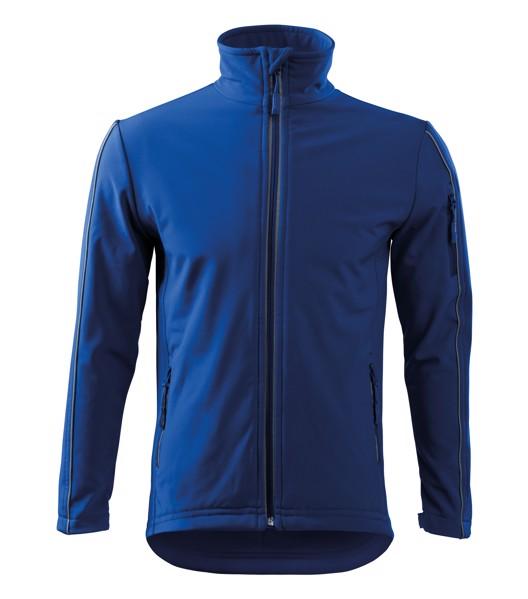 Bunda pánská Malfini Softshell Jacket - Královská Modrá / S