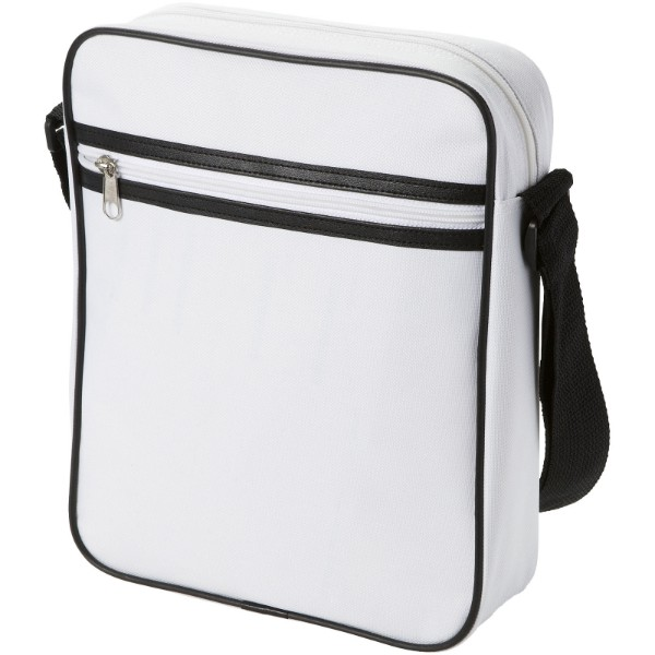 San Diego messenger bag - White