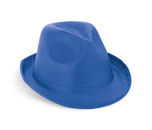 MANOLO. Hat - Royal Blue