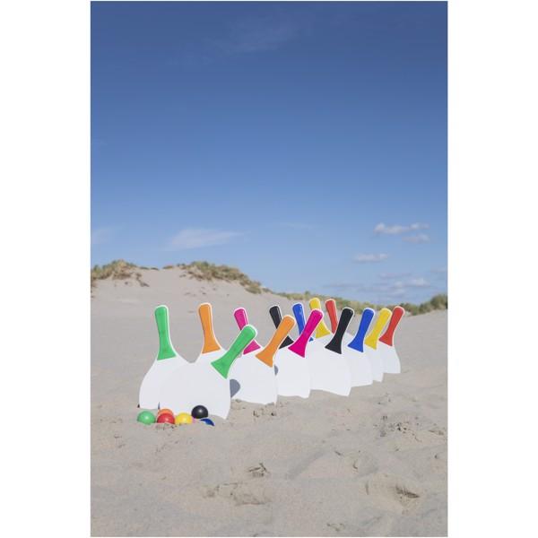 Bounce plážová herní sada - Světle růžová / Bílá