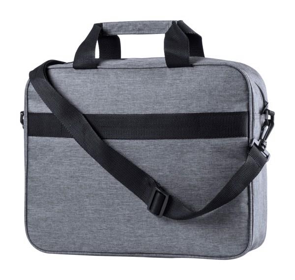 Document Bag Lenket - Grey