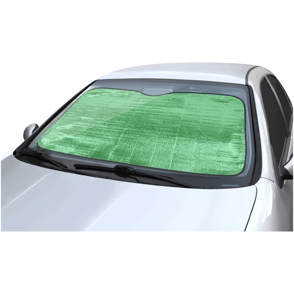 Samochodowa osłona przeciwsłoneczna Noson - Zielony