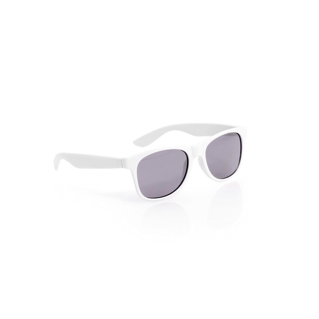 Gafas Sol Niño Spike - Blanco