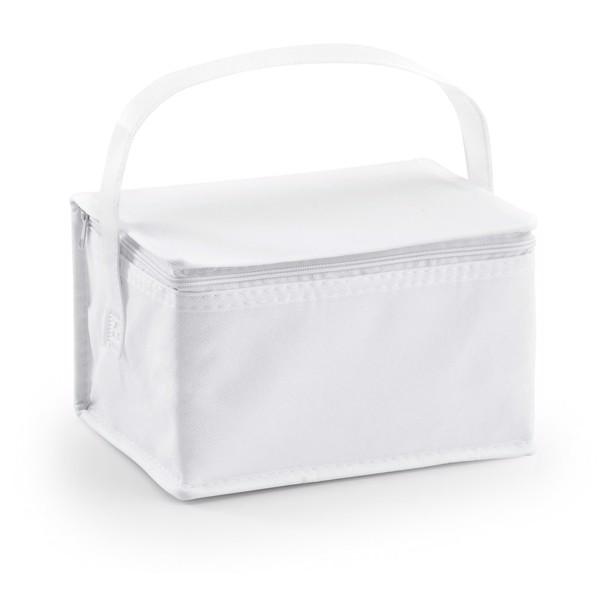 IZMIR. Cooler bag - White