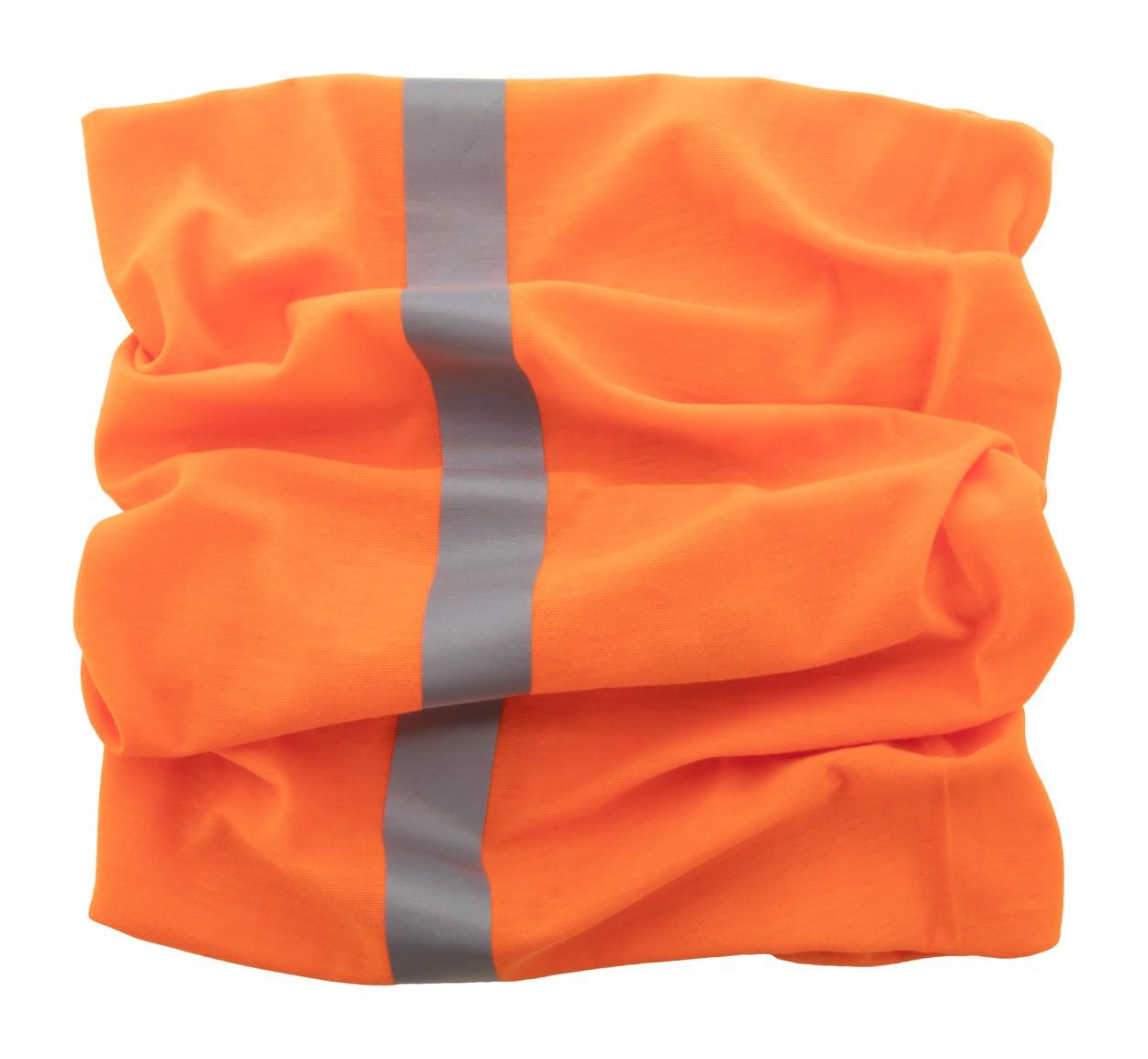 Reflective Multi-Purpose Scarf Reflex - Orange