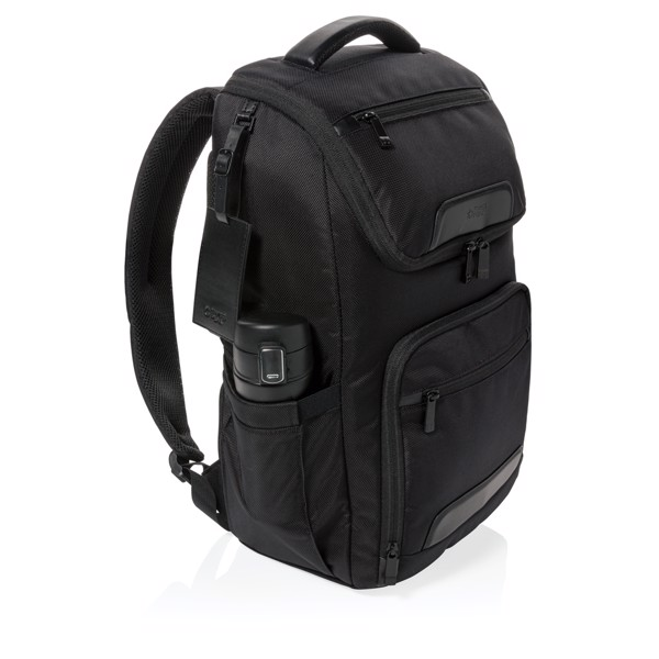 "Swiss Peak USB & RFID batoh Voyager na 15,6"" notebook"