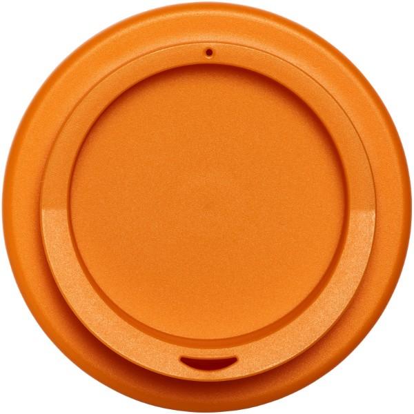 Termo hrnek s rukojetí Americano® 350 ml - Černá / 0ranžová