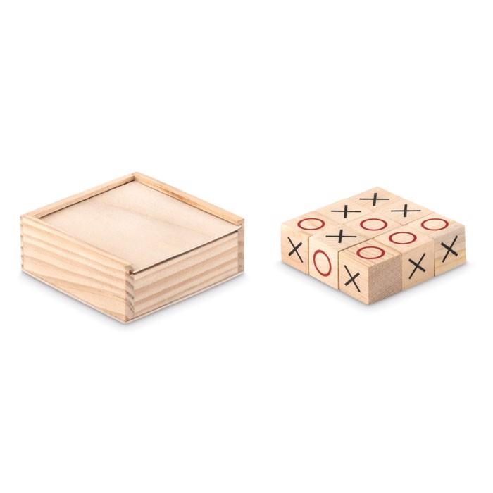 3 v vrsto iz lesa Wooden