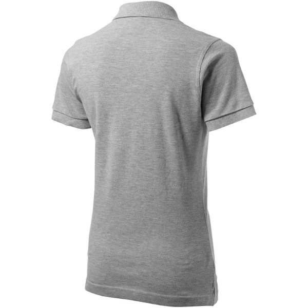 Forehand short sleeve ladies polo - Sport Grey / S