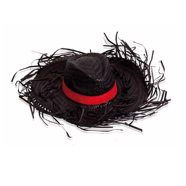 Sombrero Filagarchado - Negro