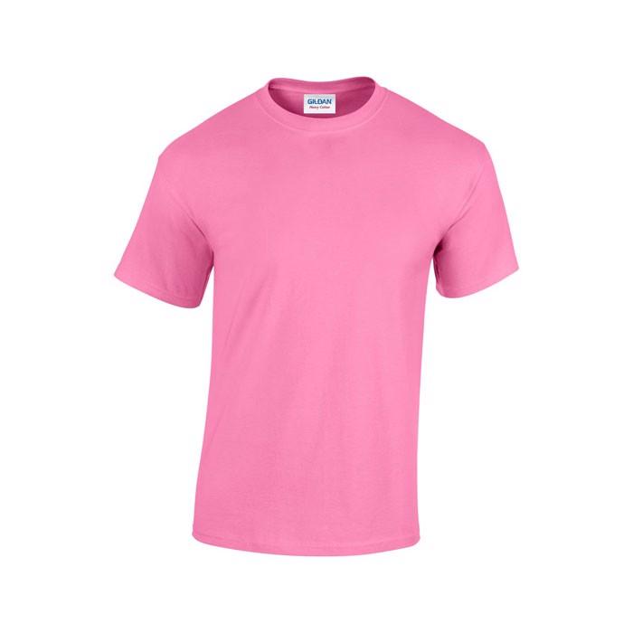 Tlusté tričko 185 g/m² Heavy T-Shirt 5000 - Azalea / S