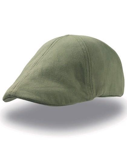 Gatsby Street Cap - Olive / One Size