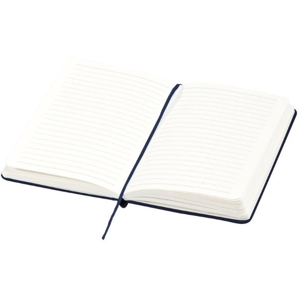 Executive A4 hard cover notebook - Blue