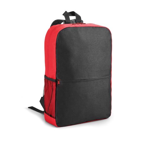 BRUSSELS. Σακίδιο laptop 15'6'' - Κόκκινο