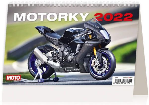 Týdenní kalendář Motorky 2022