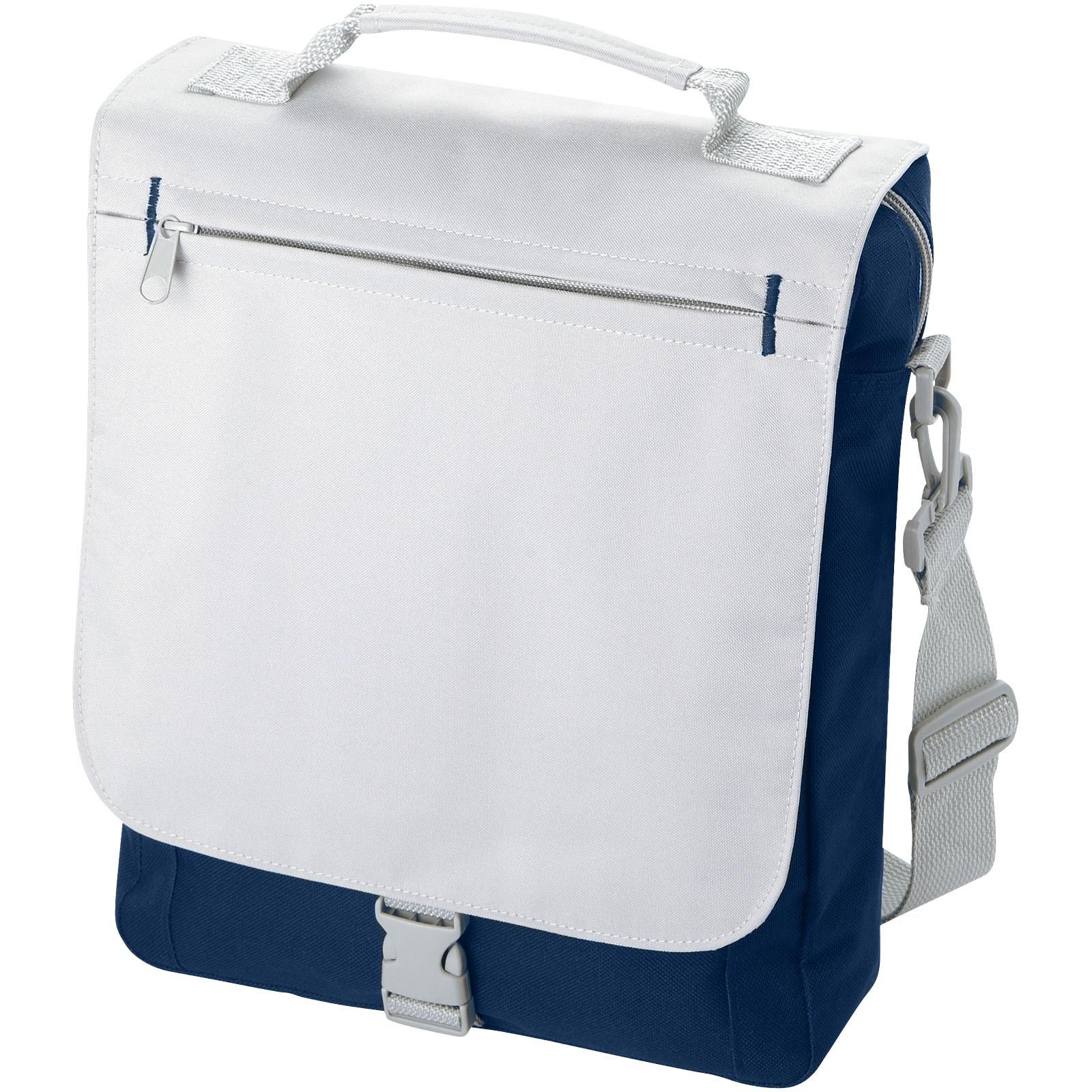 Philadelphia conference bag - Navy / Light grey