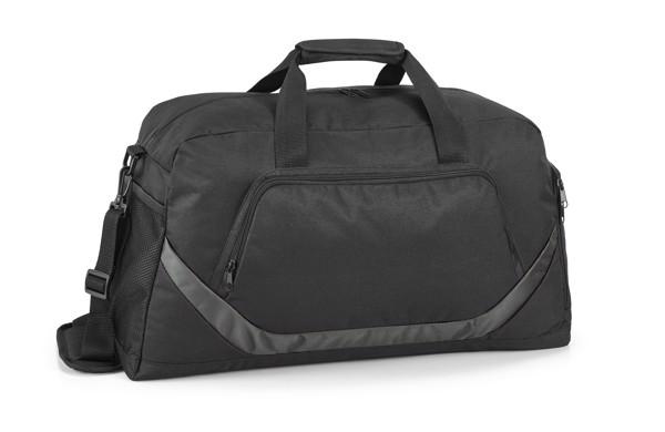 DETROIT. Sportovní taška 300D a 1680D - Šedá