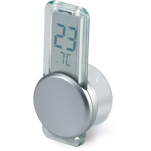 LCD thermometer w/ suction cup Gantshill