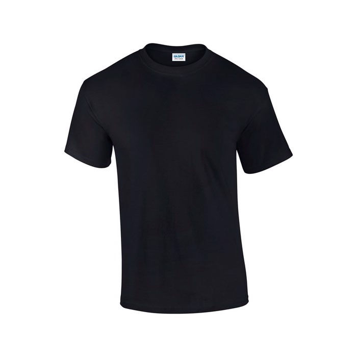 T-Shirt Ultra 205 g/m² - Black/Black Opal / 5XL