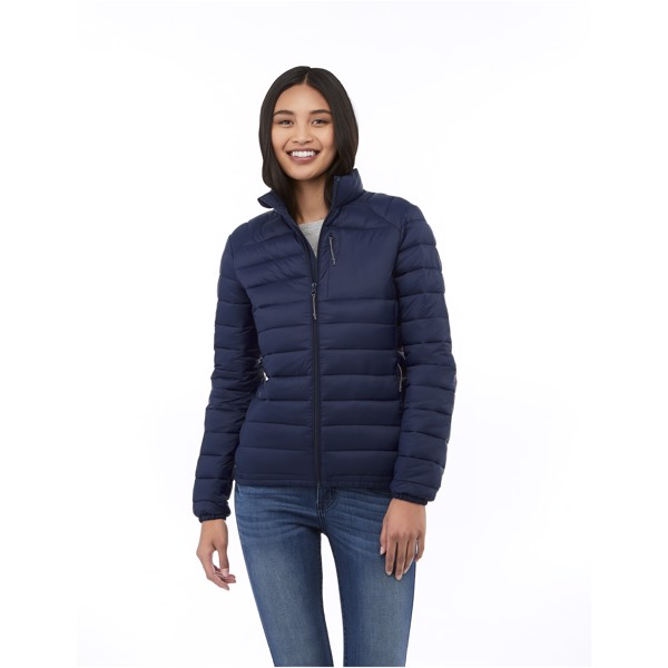 Athenas women's insulated jacket - Red / XS