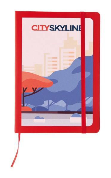 Poznámkový Blok Cilux - Červená
