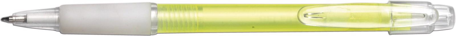 AS ballpen - Yellow