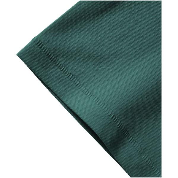 Seller short sleeve men's polo - Forest Green / M