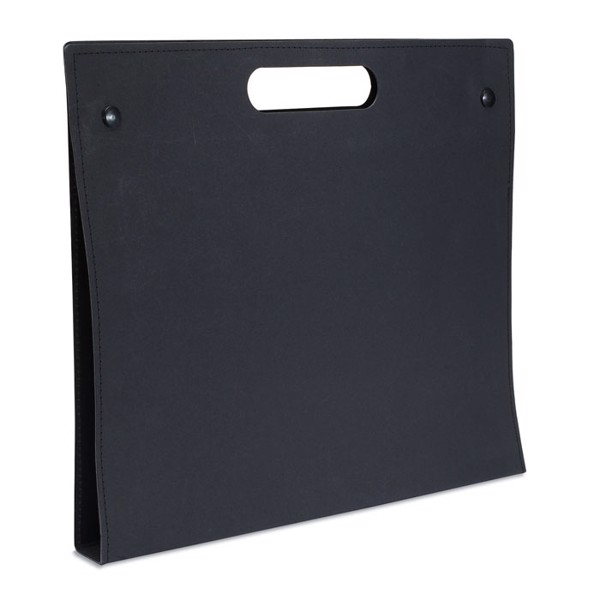 Folder in carton Alberta - Black