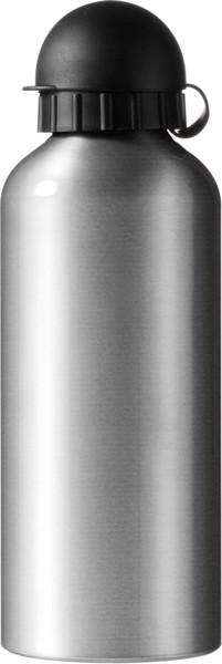 Trinkflasche 'Anderson' aus Aluminium - Silver