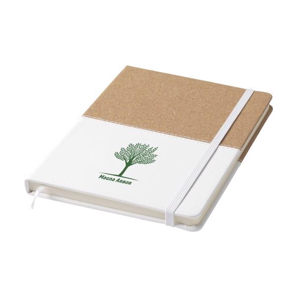 Journal notebook - White
