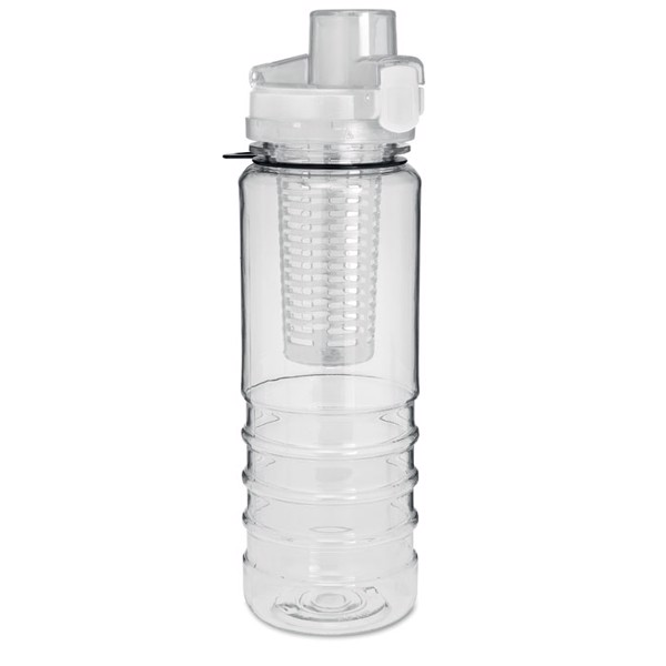 700 ml Tritan bottle Ricky - White